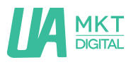Logotipo da UA MKT Digital