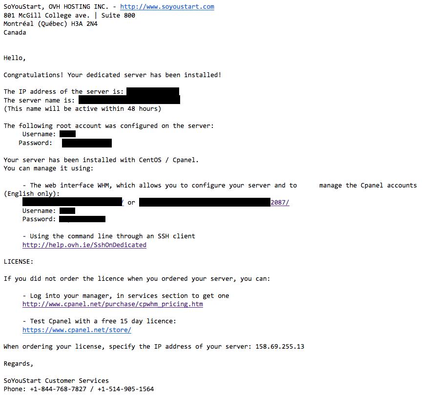 ALELUIA! Como montar seu próprio servidor de hospedagem cPanel dedicado com Suporte 24h